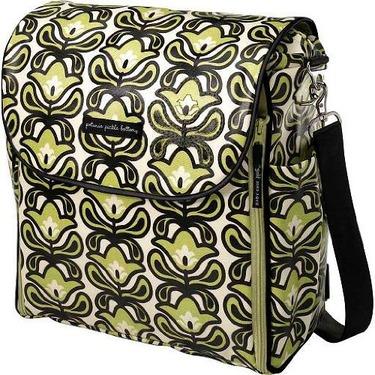 Petunia Pickle Bottom Boxy Backpack - Dancing in Dublin