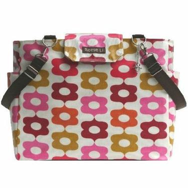 Pink Festival Lexington Diaper Bag