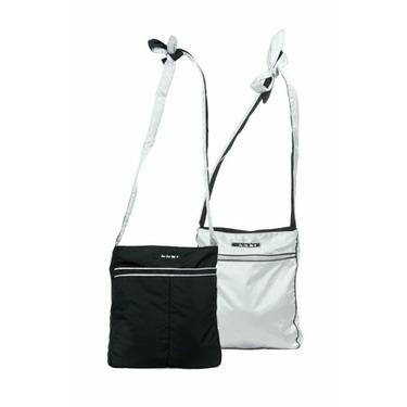 Ju Ju Be - Be Light Diaper Bag in Black & Silver