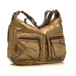 Storksak Emily Diaper Bag NEW BRONZE