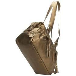 Shanti Metallic Diaper Bag by Baby Kaed - BLACK