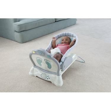 The First Years 3-in-1 Kickin Coaster Seat, Dot To Dot