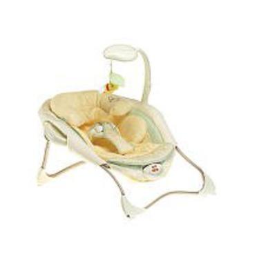 Fisher-Price Baby Papasan Infant Seat in Lemon