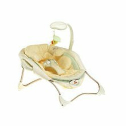 Fisher-Price Baby Papasan Infant Seat in Lemon