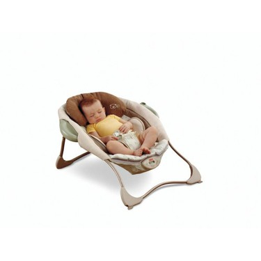 Fisher-Price Baby Papasan Infant Seat - Natural