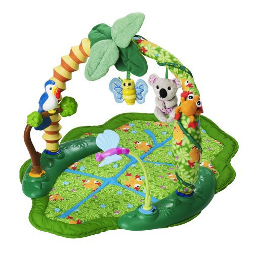 Evenflo Jungle Triple Fun Exersaucer Reviews In Baby Gear