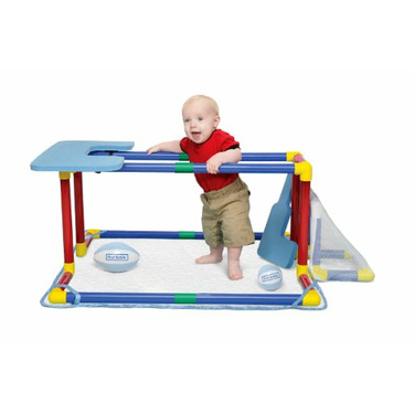 First Toddle, the 5-in-1 Entertainment and Development System for Babies and Toddlers: Girl