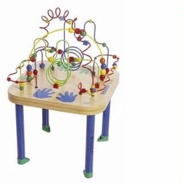 Finger Fun Activity Table