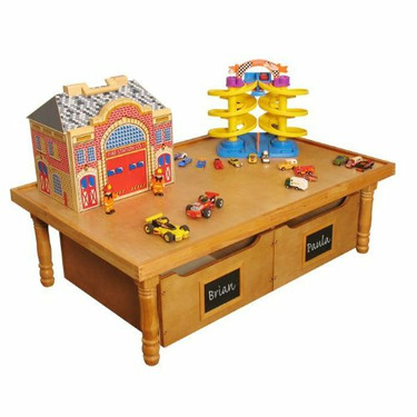 Summerside Activity Table with 2 Drawers