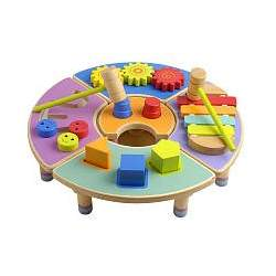 5-in-1 Activity Circle Center