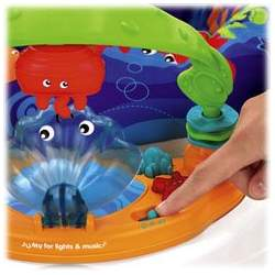 Fisher Price Ocean Wonders Jumperoo