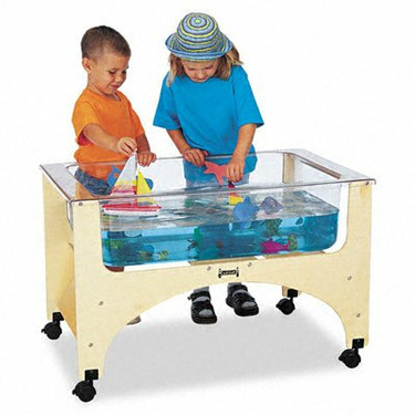 See-Thru Sand-n-Water Table - Toddler Height