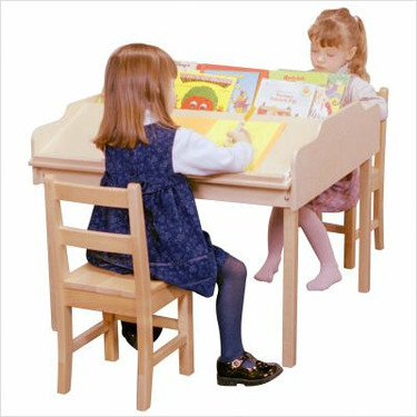 Sloped Reading and Activity Table