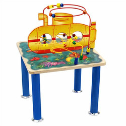 Submarine Rollercoaster Table