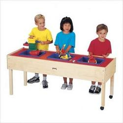 3 Tub Sand-n-Water Table