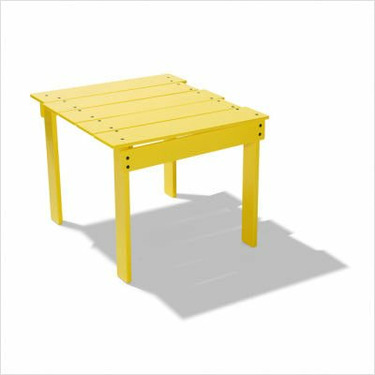 Play Table in Yellow