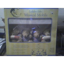 Lullaby Club Musical Mobile