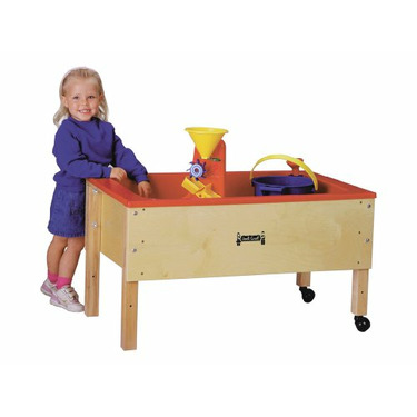 Space Saver Sand-n-Water Table - Toddler Height