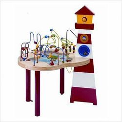 Lighthouse of Fun Activity Table