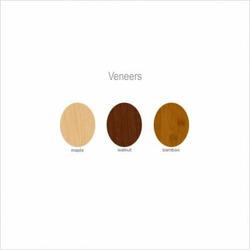 Tea Pod Tray Veneer: Walnut