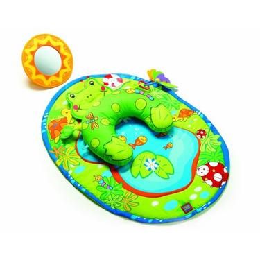 Tiny Love Tummy Time Fun Activity Mat, Frog