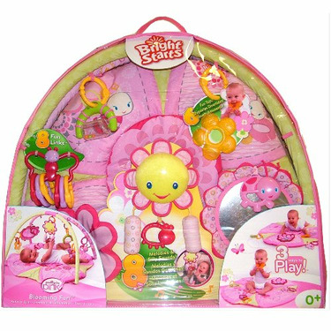 Bright Starts Pink Pretty in Pink Supreme Play Gym