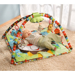 Infantino Lil Lion's Happy Hangout Gym
