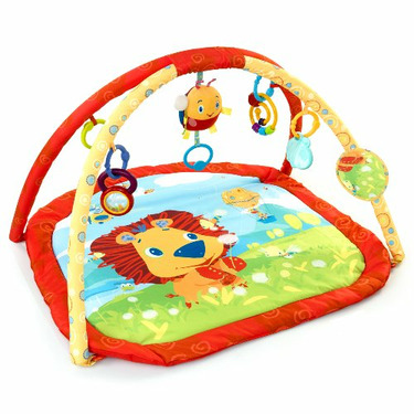 Bright Starts Lion In The Park Activity Gym