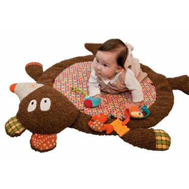 Woodours Play Mat Activity Gym