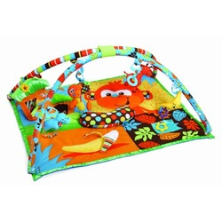 Infantino Deluxe Monkey Jungle Retreat Gym