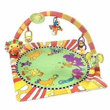 Sassy Circus Ring Playmat
