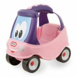 Handle Haulers Princess Musical Cozy Coupe
