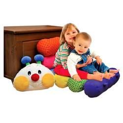 K's Kids Big & Big Cushions and Playmat