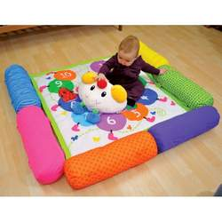 K's Kids Big & Big Cushions and Playmat