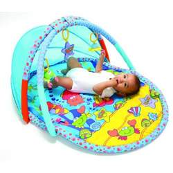 Jollybaby Funshade Discovery Gym with UV 50+ Shade
