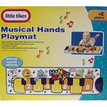 Musical Hands Playmat