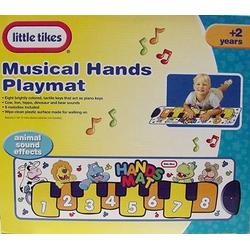 Musical Hands Playmat