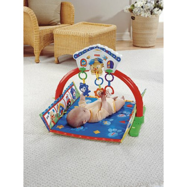 Fisher-Price 2-in-1 Playful Puppy Gym