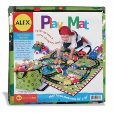 Take-Along Play Mat