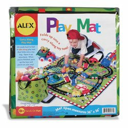 Take-Along Play Mat