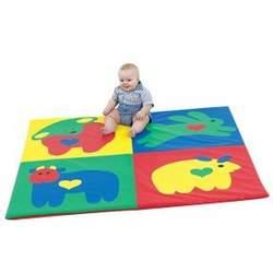 Children's Factory Pastel Baby Love Activity Mat