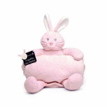 Mud Pie Baby EiEiO Bunny Play Blanket