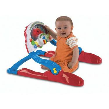 Fisher-Price Elmo's Musical Peek-a-Boo Gym