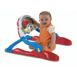 Fisher-Price Elmo's Musical Peek-a-Boo Gym