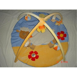 New Woolly Sheep Activity Baby Gym Playmat