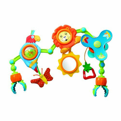 Tiny Love Musical Nature Stroll Plus The First Years First Keys Teether and Floating Stars Teether Bundle