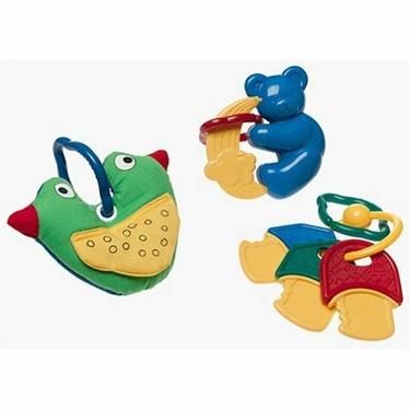 Tiny Love Gymini Toys 3 Piece