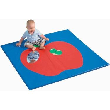 Children's Factory Apple Activity Mat