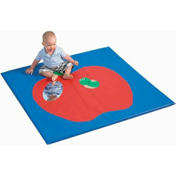 Children's Factory Apple Activity Mat
