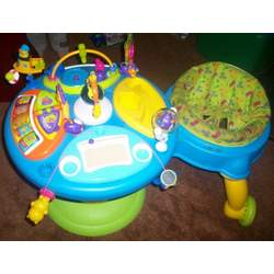 Bright Starts Animal Fun Around We Go Activity Station